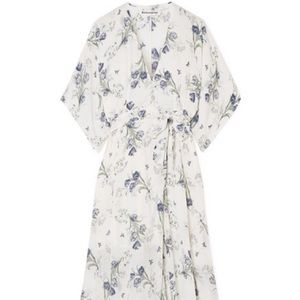 REFORMATION maxi floral dress.